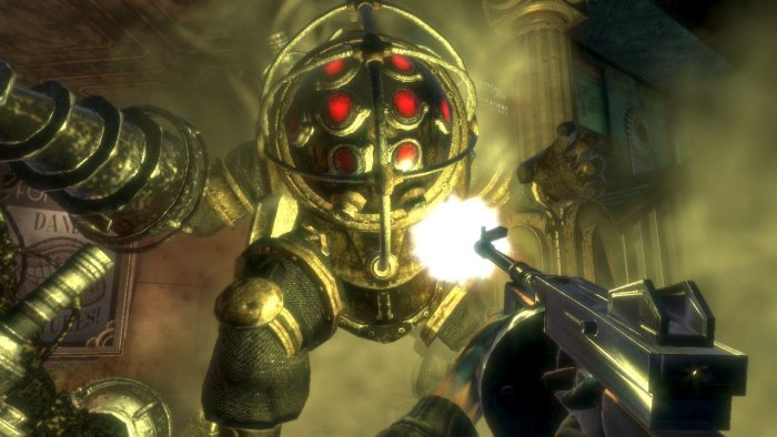 Bioshock, Game Awards, Announcements, 2K, Games Like Fallout 3