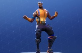 Fortnite's Carlton Dance