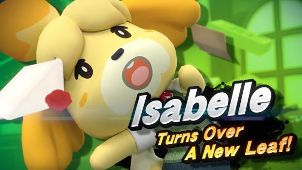 Smash Has... Changed Isabelle