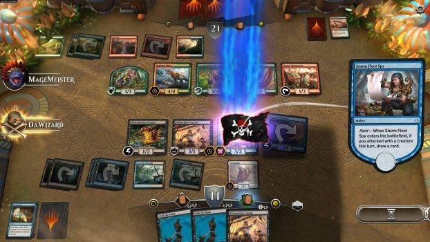 5. Magic: The Gathering Arena