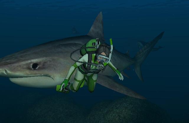 Endless Ocean 2, games like subnautica