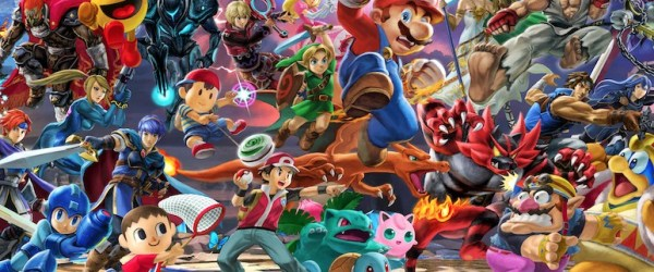 smash bros ultimate, play with friends, how to