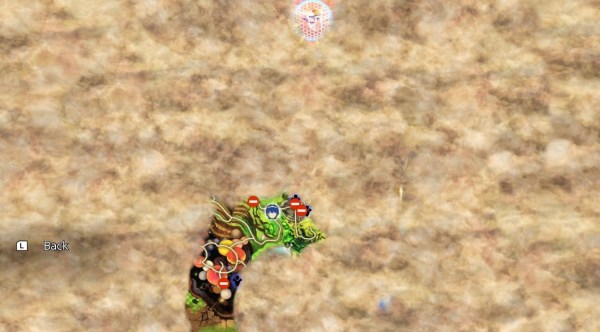 smash bros ultimate, world of light map