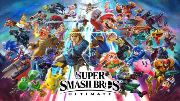 3: Super Smash Bros. Ultimate