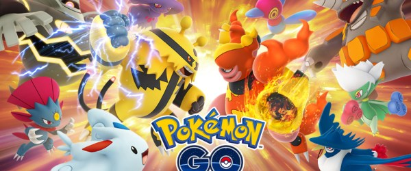 Pokemon GO Trainer Battles