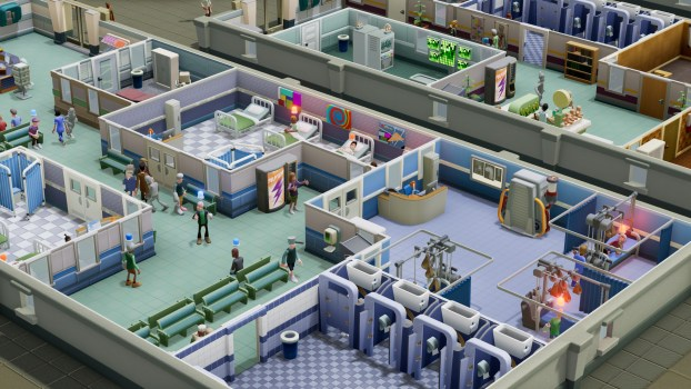 34: Two-Point Hospital