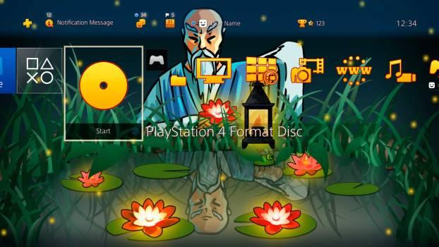 The Keeper of 4 Elements Lantern Festival Theme