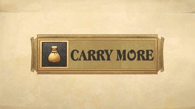 9. Carry More Mod — Set Your Own Encumbrance Limit