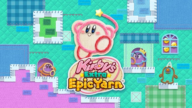 3. Kirby's Epic Yarn