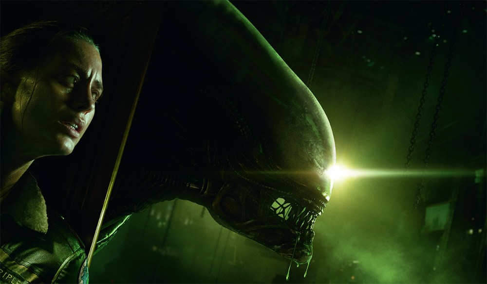 alien, alien Blackout, Alien Isolation, nintendo switch, e3