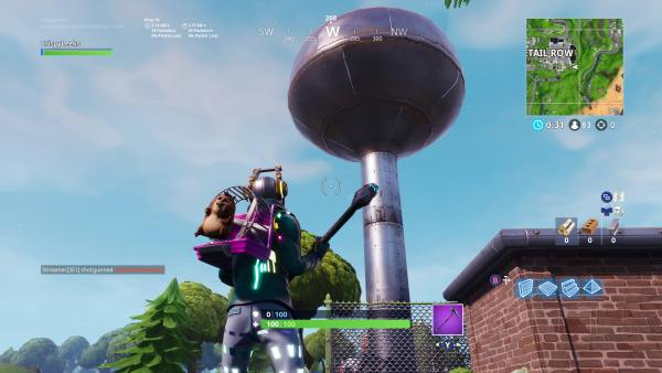 Fortnite Water Tower