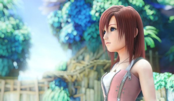 Kairi (Kingdom Hearts II)