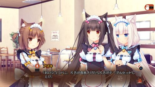 nekopara vol 2 ps4 review