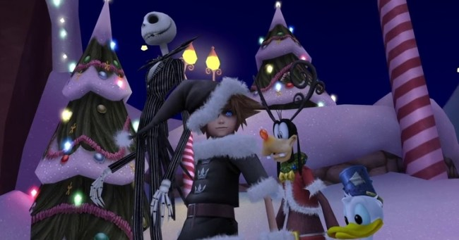 8. Sandy Claws - Christmas Town