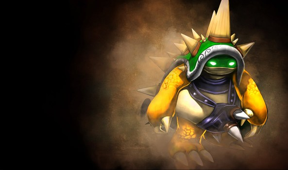 King Rammus (Bowser)