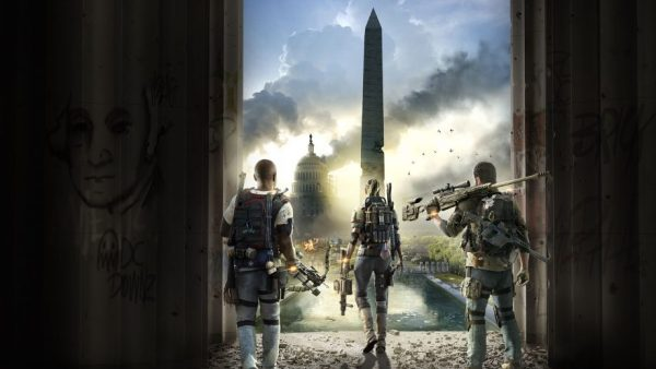 best ps4 games, playstation 4, releases, march 2019, The Division 2