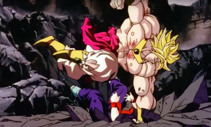 Dragon Ball Movies, Broly Second Coming