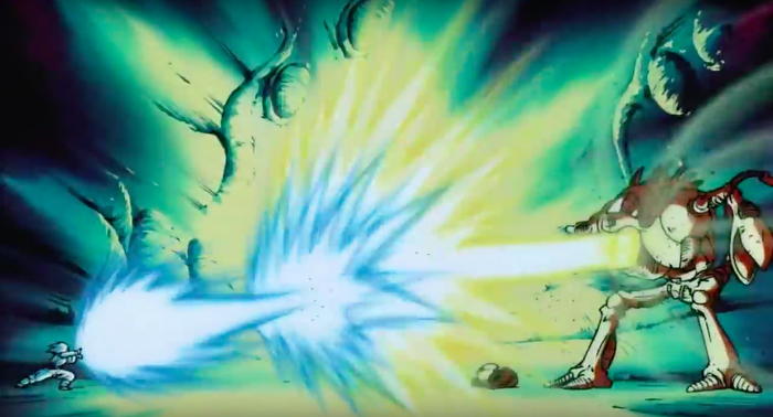 Dragon Ball Movies, The World's Strongest