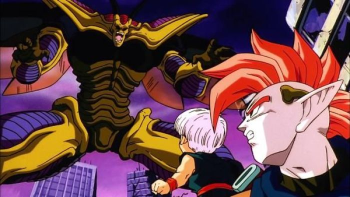 Dragon Ball Movies, Wrath of the Dragon