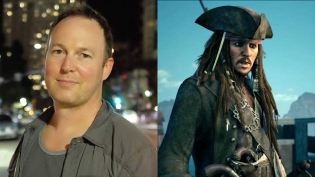 Jared Butler - Jack Sparrow