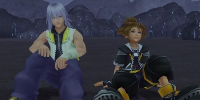Riku (Kingdom Hearts II)