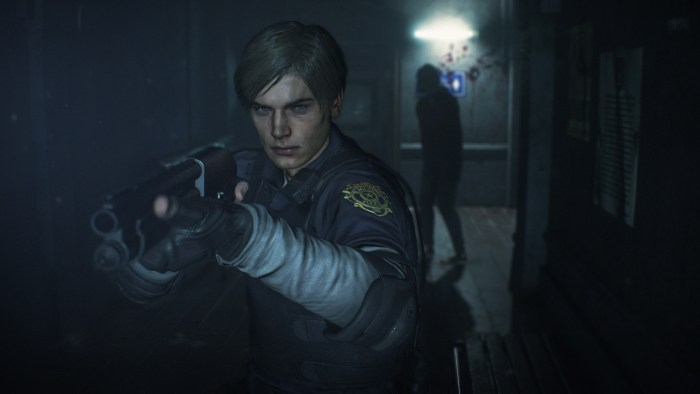 Leon Kennedy, Resident Evil, Dumb Video Game Protagonists