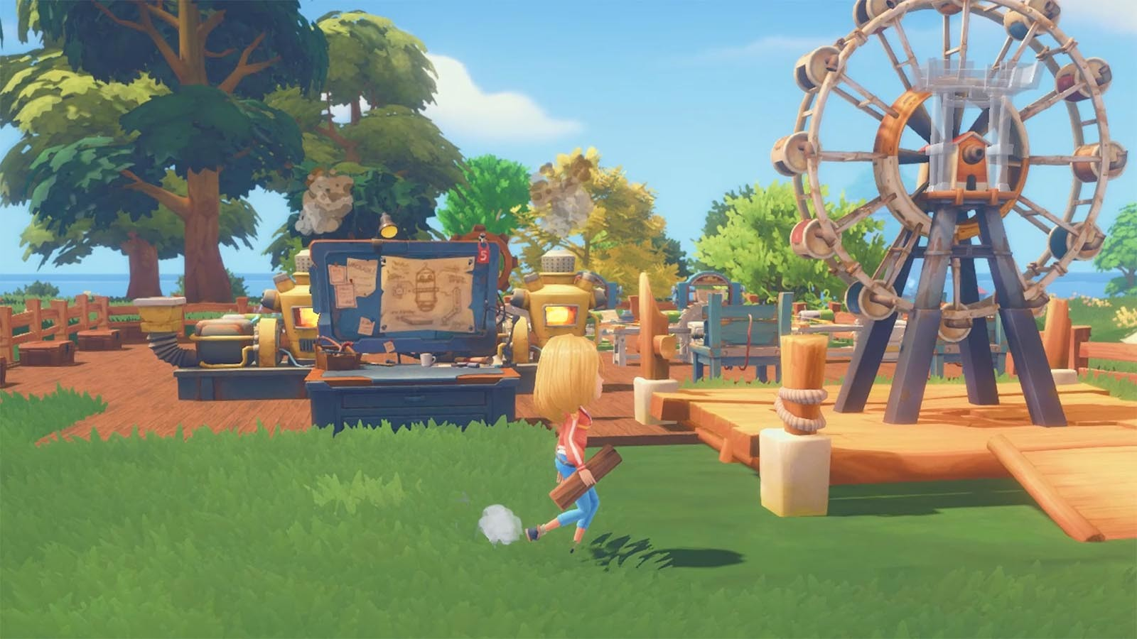My Time At Portia How To Get Money Gol Fast Amp Easy