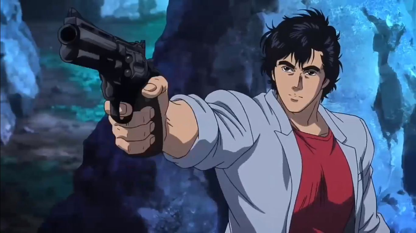 City Hunter The Movie Shinjuku Private Eyes Is A Modern