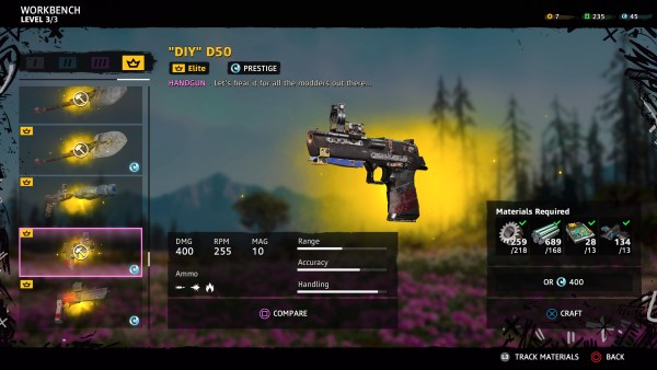 best weapons in Far Cry New Dawn