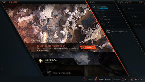 How to Play Anthem Single Player