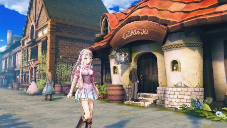 Lulua in Town