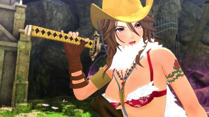 Onechanbara Origin, D3 Publisher