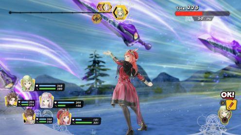 Rorona - Battle 02