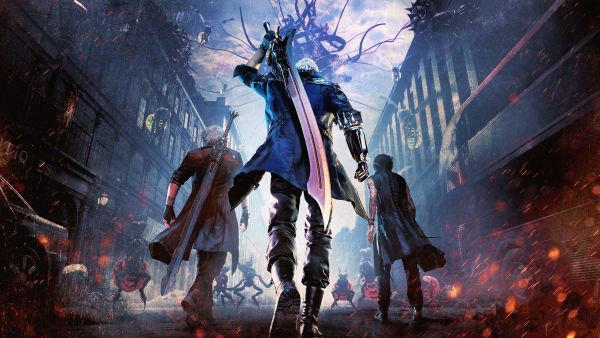 best ps4 games, playstation 4, releases, march 2019, devil may cry 5