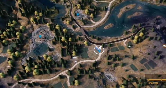 Far Cry 5, Skunk Location