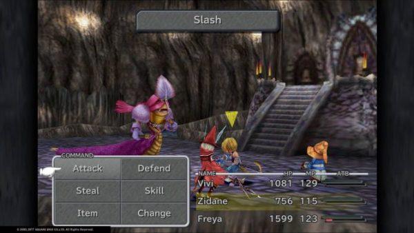final fantasy ix, switch