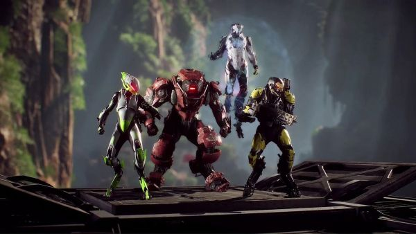 how to play anthem early on pc, xbox one and ps4