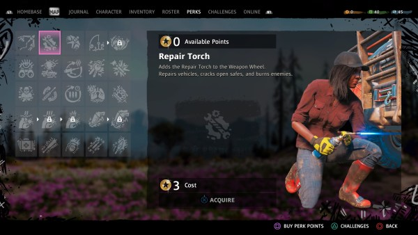 How to repair vehicles in Far Cry New Dawn