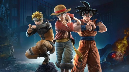 Jump Force, xbox one x enhaned
