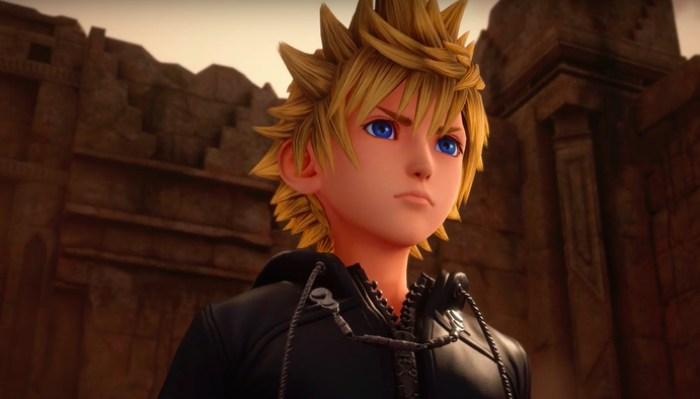 Kingdom Hearts 3, Roxas, Keyblade Wielders