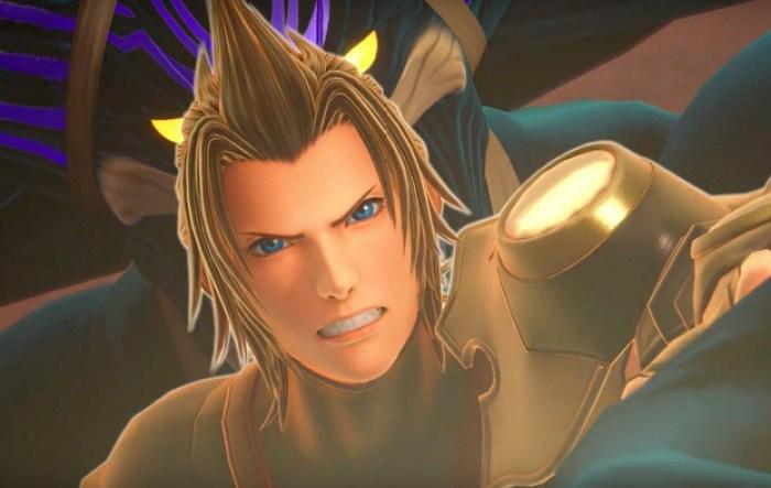Kingdom Hearts 3, Terra, Keyblade Wielders