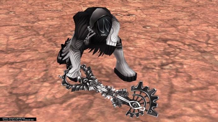 Kingdom Hearts Birth By Sleep, Vanitas Remnant, Kingdom Hearts Hardest Bosses