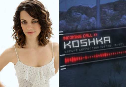 Tiffany Morgan Baker - Koshka