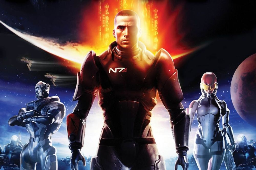 Mass Effect Trilogy EA Play 2020