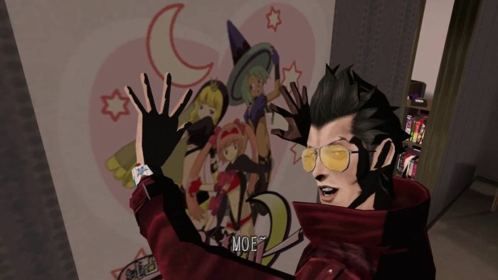 No More Heroes, Travis Touchdown, Dumb Video Game Protagonists