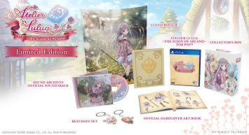 Atelier Lulua - Limited Edition - PlayStation 4
