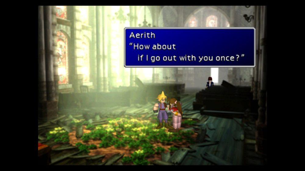 Final Fantasy VII Nintendo Switch