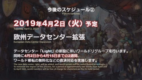 Final Fantasy XIV X Final Fantasy XV Crossover Gets Release Date