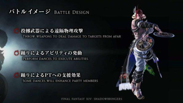 Final Fantasy XIV: Shadowbringer – New dancer job, Hrothgar