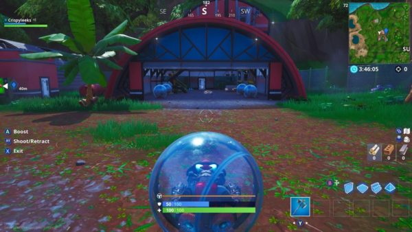 Fortnite Baller Locations